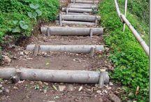 steps for the farm