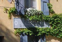 Fachada de casa francesa