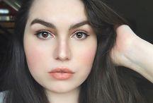 My Natural & Organic Makeup Looks