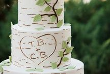 Wedding Themes: Woodland Wedding / If you go down to the woods today...
