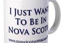 Nova Scotia Likes & Loves / by Alice Ringer Whitehouse