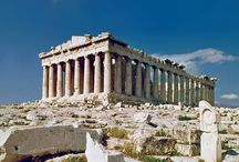 Greek Architecture / The history of art and architecture in Ancient Greece is divided into three basic eras: the Archaic Period (c.600-500 BC), the Classical Period (c.500-323 BC) and the Hellenistic Period (c.323-27 BC).The theory of Greek architecture was based on a system of 'Classical Orders' - rules for building design based on proportions of and between the individual parts. This resulted in an aesthetically pleasing consistency of appearance regardless of size or materials used.