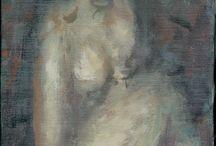 Γιώργος Μπουζιάνης (λάδια George Bouzianis oils) / Η περίοδος του Παρισιού αποτελεί και τη μεταβατική φάση του καλλιτέχνη από τη Γερμανία στην Ελλάδα, όπου θα επιστρέψει το 1934. Στη Γερμανία έχει ήδη επικρατήσει το ναζιστικό καθεστώς, γεγονός που συνέτεινε στην επιστροφή του καλλιτέχνη στην Ελλάδα, μετά από 27 χρόνια απουσίας. Στην Ελλάδα, ο Γ. Μπουζιάνης θα αντιμετωπίσει τον αποκλεισμό και την άρνηση του ελληνικού καλλιτεχνικού κύκλου και, κυρίως, μιας μεγάλης μερίδας τεχνοκριτικών της εποχής του.