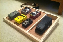 Pedalboard project