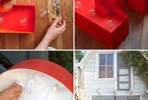 Marquee Light Ideas