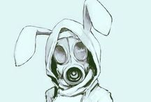 ♡☆gas mask babes☆♡