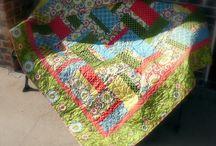 Beginner-Friendly (no triangles) Free Quilt Patterns and Tutorials