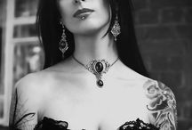 Inspiration Gothic/Fetish
