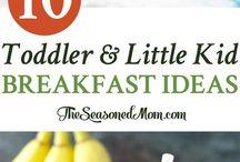 Breakfasts ideas