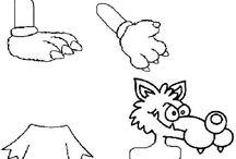 Loup, thème à exploiter