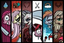 My Little Pony Creepypastas / We are all mad here.....