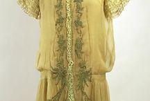 1920 - 1929 / kleding voor dames en heren van de jaren 1920 - 1929