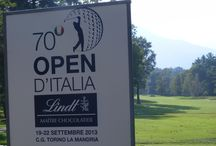 The Italian Golf Open 2013 / Great day in Turin