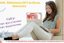B.Tech Admission 2017-2018-2019-2020 / B.Tech. Admission 2017-2018-2019-2020 will be held soon from the university. For admissions call @ +91-9311707000, +91-9312650500.