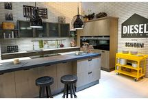 Scavolini / Kitchen, bathroom, living room