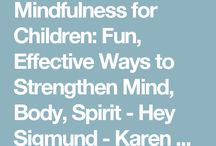 Resilience and mindfulness