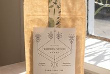 Herb Tea design