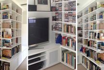 Bookshelves & Cabinets / Bookshelves & Cabinets Design For Home