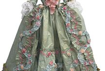 18th Century Court Ensemble Sewing Project Inspiration