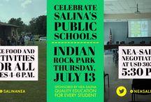 Celebrate Salina's Public Schools / Celebrating Salina's Public Schools