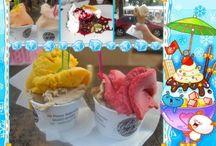 Ice cream / Post to ice cream you can find on my blogsavrsenoalako.blogspot.com