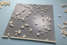 LEGO / Stuff we've made with LEGO