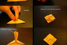 Origami/drawing