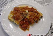Συνταγές λαχανικων / Εβδομαδιαίο πρόγραμμα φαγητου