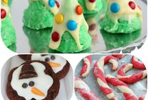 Holiday Baking with Kids / Lots of fun decorating ideas for the holidays to do with the kiddos!