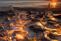 Devon Sunsets by Devon People / Here are some beautiful sunsets from #Devon taken by Devonshire people.