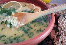 Greek Food / Greek traditional recipes