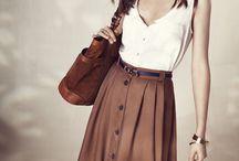 Elegant casual style
