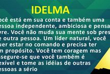 Idelma Boscolo / metas 2015