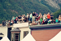 Telluride Events & Festivals / Telluride is known as the Festival capital of the west, with over 30 festivals each year! Book your next festival vacation in Telluride today- call us at 800.970.7541 or visit http://www.telluride-rentals.com