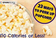 150cal popcorn