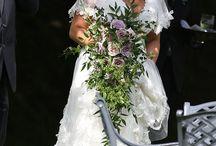 Johannah & Daniel Wedding, Wentbridge, July 2014 / Wentbridge House Hotel, Simply Vintage Events Queens Flowers Samantha Ward Photography