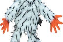 Maskotka futerkowa DŻO-DŻO biały/Mascot fur DŻO-DŻO white / Maskotka futerkowa DŻO-DŻO biały/Mascot fur DŻO-DŻO white