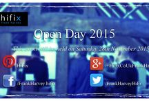 HiFix Open Day 2015 / #openday Saturday 28th November 2015. We look forward to seeing you. | https://www.hifix.co.uk