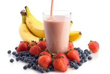 Healthy foods / Smoothies/drinks