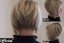 """coupes cheveux """"carrés courts"""""""