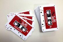 DISEÑO CORPORATIVO 8iMedia / Una pequeña muestra de algunos de nuestros últimos trabajos de diseño corporativo: tarjetas de visita, flyers, roll-up, trípticos, etc.