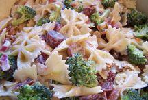 Recipes salads & Veggies