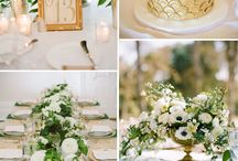 Wedding Inspiration Ideas / From rustic and vintage to modern and unique, browse inspiration boards featuring wedding color ideas, themes and more