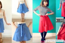 DIY Skirts / These are some skirt ideas and patterns that I want to try out some time.  I love the circle skirt in particular.