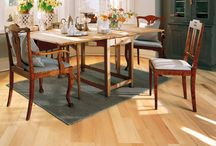 Maple Flooring / Maple offers a whole range of interior options for your home.