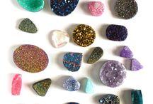 Gemstones / Минералы, драгоценные камни