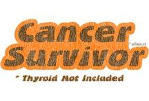 Thyroid cancer survivor <3 / by Katie Racicot