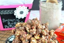 Recipes to try - Popcorn & Cereal Treats / by Teryl