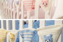 Crochet - Bunting