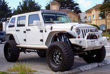 Jeeps / by Ashley Walter